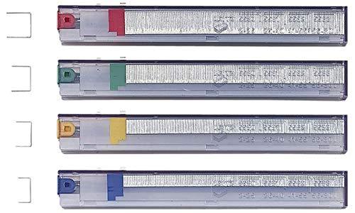 Preisvergleich Produktbild Leitz 5594 Heftklammern K12 - Einweg-Kassette,  5x210 Stück