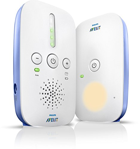 Philips AVENT Audio Baby Monitor Dect SCD502/10