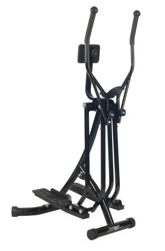 Christopeit - Crosstrainer Walker Deluxe,81 x 60 x 148, Colore: Nero