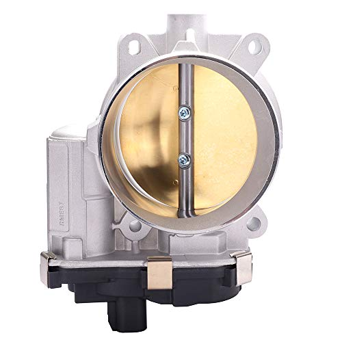 ECCPP Electric Throttle Body Fit for Chevy Silverado 1500 V8 4.8L 5.3L 6.0L 2009-2013, for Chevy Suburban 2500 6.0L 2009-2013, for Chevy Suburban 1500 5.3L 6.0L 2009-2014 12601387 12629992