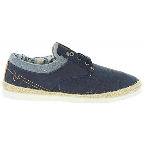 LOIS JEANS Zapatos de Hombre 61119 107 Marino Talla 42