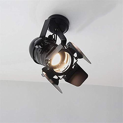 Led-wandlamp, American Retro, Country-stijl, Loft-lampen, industrieel design, ijzer, wandverlichting