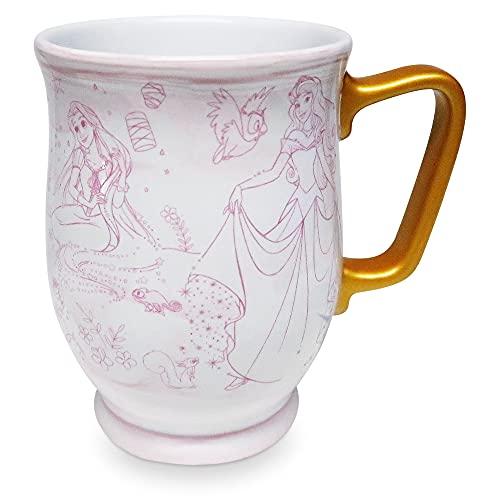 Disney Princess Sketch Mug
