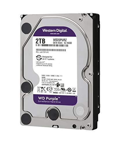 Build My PC, PC Builder, Western Digital WD20PURZ