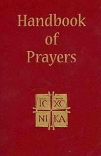 Handbook of Prayers: Including New Revised Order of Mass