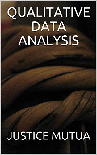 QUALITATIVE DATA ANALYSIS (English Edition)