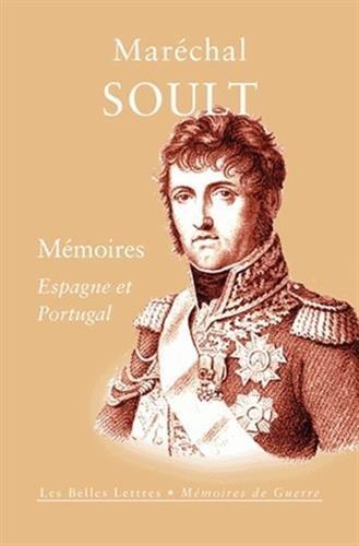 Mémoires: Espagne et Portugal