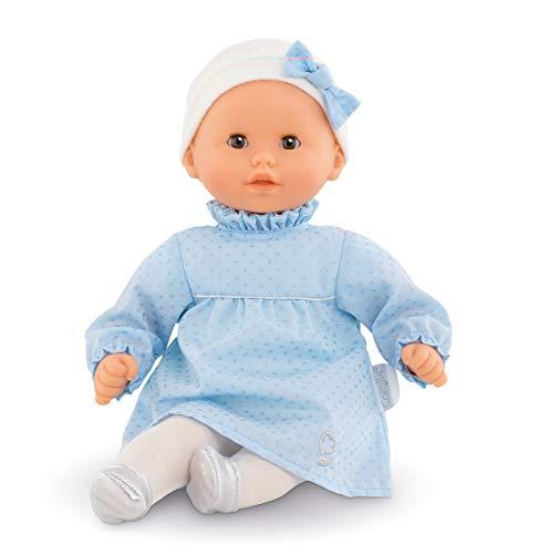 Corolle 9000100330 Mon Premier Poupon Calin Marguerite Winter 30cm / Französische Puppe mit Charme und Vanilleduft