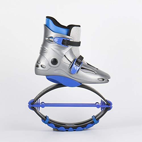 YXHUI Masculino Femenino Kangoo Salta Botas para Correr Zapatos De Rebote Antigravedad Zapatos De Salto Rango De Carga De Peso 20-110 Kg,[EU36/38]-[90-110KG]