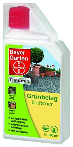 PROTECT GARDEN 025-0271 Bayer Grünbelagsentferner Dimanin