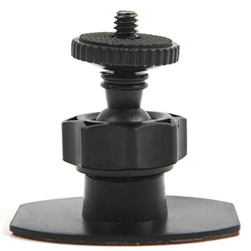 TOOGOO Auto Windschutzscheibe Mini Tape-Halterung fuer Mobius Action Cam Autoschluessel Kamera