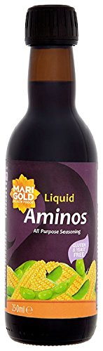 Marigold All Purpose Seasoning Aminos Liquid 250 ml