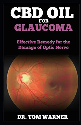 CBD OIL FOR GLAUCOMA: Effective Remedy for the Damage of Optic Nerve