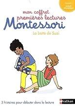 Mon coffret premières lectures Montessori La botte de Suzi - 3 histoires - niveau 1 (10) (1ère lecture Montessori) (French...