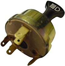 Light Switch for Ford New Holland Tractor - E7Nn11654Aa
