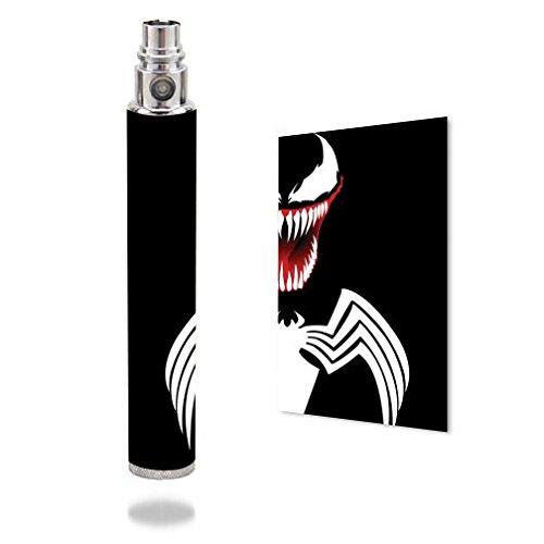 Vision Spinner VV 1300 Vape E-Cig Mod Box Vinyl DECAL STICKER Skin Wrap / Venom