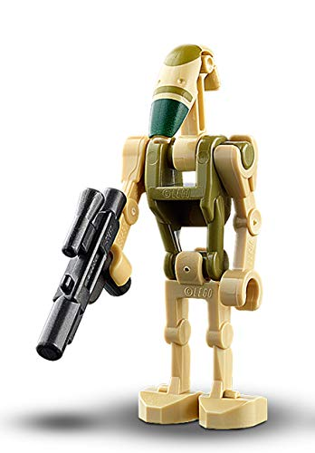 LEGO - Minifigs - Star Wars - sw996 - AAT Driver Battle Droid (75283).
