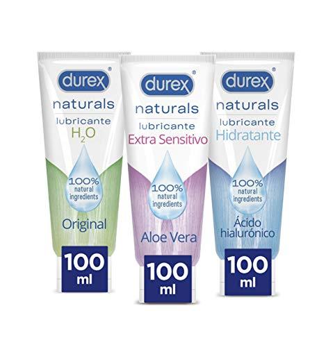 Durex Naturals Lubricante Intimo Extra Sensitivo 100