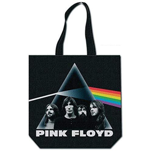 Unbekannt Pink Floyd Baumwolltasche Dark Side of the Moon (mit Reißverschluss oben)