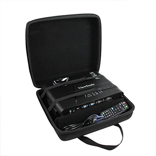 Hermitshell Case fits ViewSonic PA503S / PJD5155 / PJD5255 / PJD5555W / PJD7828HDL / Optoma HD243X 3300 Lumens SVGA HDMI Projector