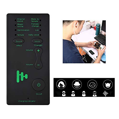 Konesky Voice Changer Device Voice Disguiser Phone...