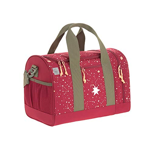 LÄSSIG Sporttasche Kinder Sportbeutel mit Umhängeriemen/Mini Sportsbag Magic Bliss Girls, 40 cm, 19 L