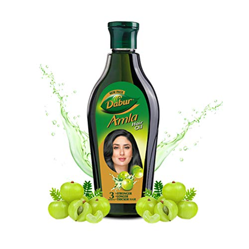 Dabur Amla Hair Oil - for Strong , Long and Thick Hair 275ml