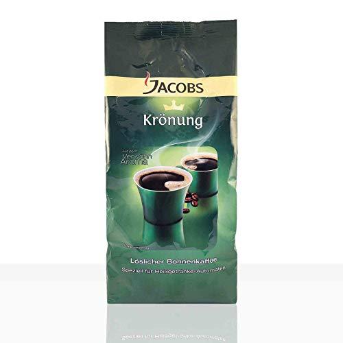 Jacobs Krönung Instant - 500g löslicher Kaffee für Heißgetränkeautomaten