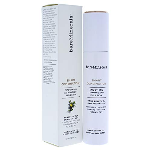 bareMinerals Smart Combination Lightweight Emulsion, clear, 1.7 Fl Oz