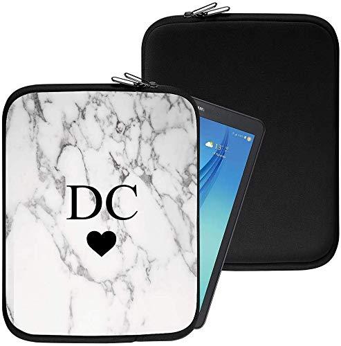 Personalisiert Marmor Neopren Tablethülle Case Tasche (84) für Huawei Honor T1 7.0 (7