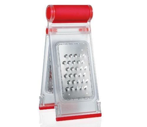 Küchenprofi 1235101400 Standreibe klappbar, rot