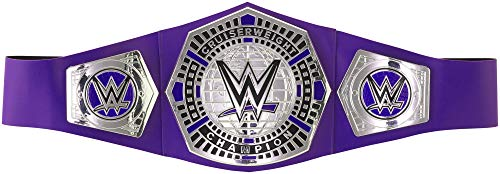 WWE Cruiserweight Championship Belt, Frustration-Free Packaging