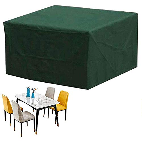 Garden Sunbed Cover with Air Vent, Waterproof, Windproof, Anti-UV, Heavy Duty Rip Proof 420D Oxford Fabric Outdoor Patio Sun Lounger Cover,Rectangle,Multiple Sizes