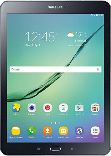 Samsung Galaxy Tab S2 T819 24,6 cm (9,7 Zoll) Tablet PC (2 Quad Core Prozessoren, 3GB RAM, 32GB, OnBoard Grafik, LTE, Android 6.0) schwarz