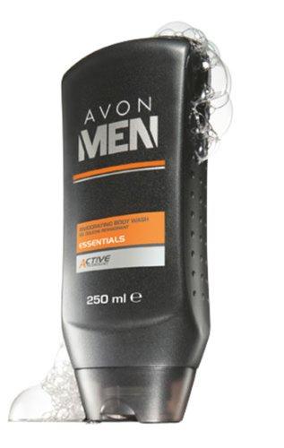 AVON FOR MEN ESSENTIALS Duschgel