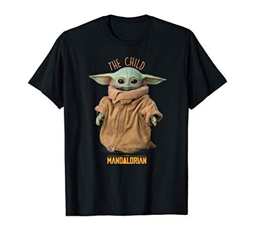 Star Wars The Mandalorian The Child Cute Maglietta