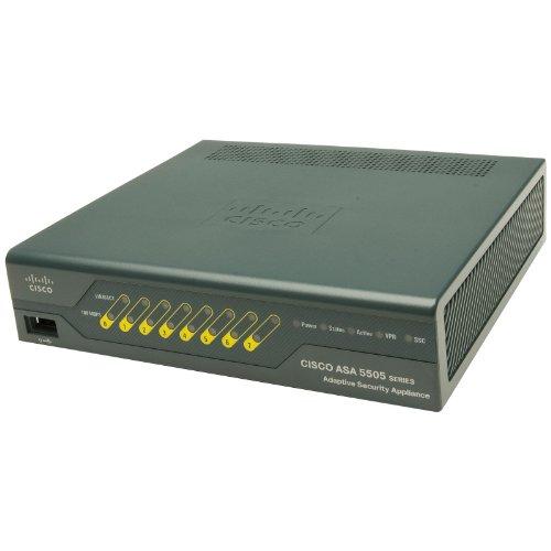 Cisco ASA5505-SEC-BUN-K9 ASA 5505 SEC Plus Appliance Sicherheitsanwendung
