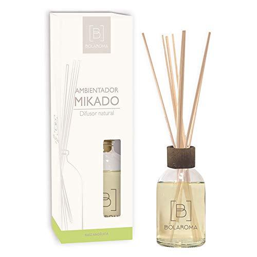 BOLAROMA ambientador Mikado 100 ml Fragancia raíz angélica