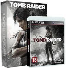 Tomb Raider - Survival Edition (AT PEGI)uncut