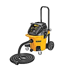 commercial DEWALT DWV012 10 gallon vacuum cleaner with automatic filter portable dust extractor