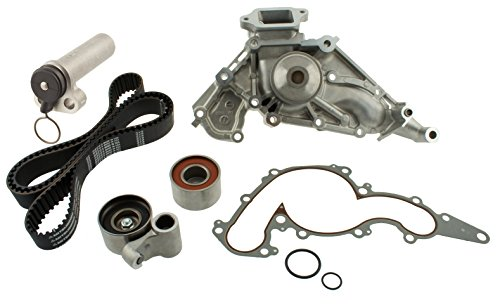 AISIN TKT-021 Engine Timing Belt Kit with Water Pump, grey