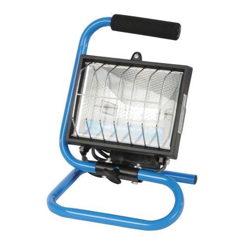 Silverline 613275 - Foco proyector 500 W