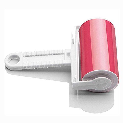 Gemini_mall® Rouleau collant, rouleau anti-peluches, facile à installer, rouleau anti-peluches, lavable et réutilisable