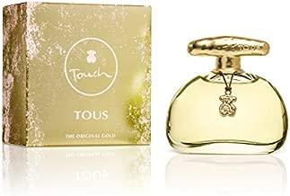 Tous Touch By Tous For Women. Eau De Toilette Spray 3.4 Fluid Ounce