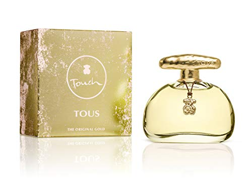 Tous Touch By Tous For Women. Eau De Toilette Spray 3.4-Ounce
