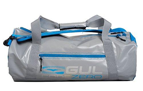 Gul Code Zero 28L Holdall Carry on Bag or Luggage GREY BLUE - 28L volume - Adjustable padded shoulder strap
