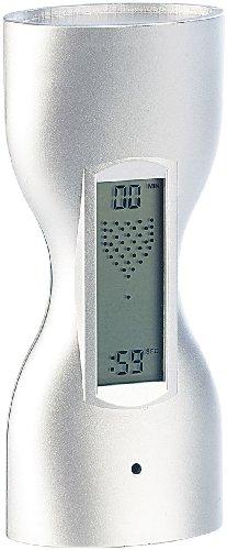 inFactory - Digitale Sanduhr - Küchen-Timer und elegante Sanduhr in einem. Flexible Zeitvorgabe von 1 Sekunde bis 99 Minuten PE- 5439