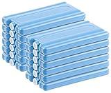 PEARL Kühlelemente: 12er-Set Kühlakkus mit je 200 g Füllung, für bis 12 Stunden Kühlung (Kühl-Element)