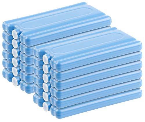 PEARL Kühlelemente: 12er-Set Kühlakkus mit je 200 g Füllung, für bis 12 Stunden Kühlung (Kühlakku für Luftkühler)