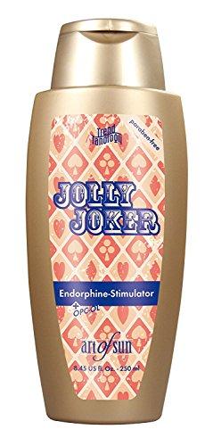 Art of Sun Trend Tanology Jolly Joker Stimulateur d'endorphines 250 ml, cosmétique solarium - par Beauty & Legwear Store